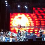 Vosburgh Music and The Rod Stewart Orchestra