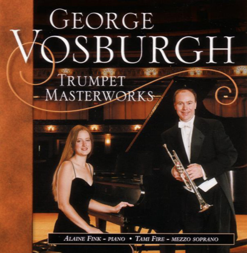 Trumpet Masterworks CD Cover