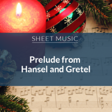 Prelude from Hansel & Gretel