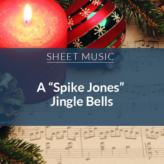 Spike Jones Jingle Bells