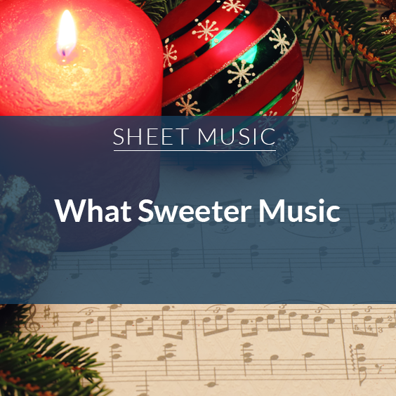 What Sweeter . Music